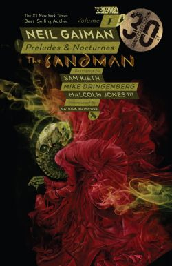 SANDMAN, THE -  PRELUDES & NOCTURNES (30TH ANNIVERSARY EDITION) TP 01