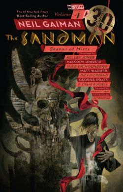 SANDMAN, THE -  SEASON OF MISTS (30TH ANNIVERSARY EDITION) TP 04