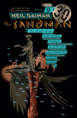 SANDMAN, THE -  THE KINDLY ONES (30TH ANNIVERSARY EDITION) TP 09