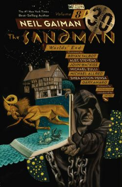 SANDMAN, THE -  WORLD'S END (30TH ANNIVERSARY EDITION) TP 08