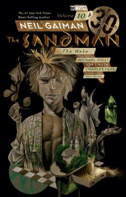 SANDMAN -  WORLDS END (30TH ANNIVERSARY EDITION) TP 10