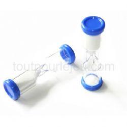 SANDTIMERS -  2 MINUTES SANDTIMER (BLUE)