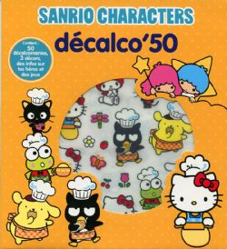SANRIO CHARACTERS : DÉCALCO 50
