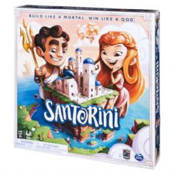 SANTORINI -  BASE GAME (MULTILINGUAL)