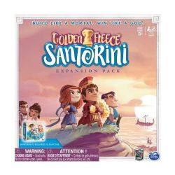 SANTORINI -  THE GOLDEN FLEECE (MULTILINGUAL)