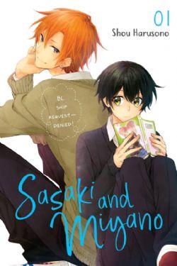 SASAKI AND MIYANO -  (ENGLISH V.) 01