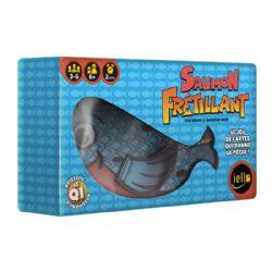 SAUMON FRÉTILLANT -  BASE GAME BLUE (FRENCH)