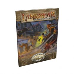 SAVAGE WORLDS -  COMPLETE SLIPCASE (FRENCH) -  LANKHMAR
