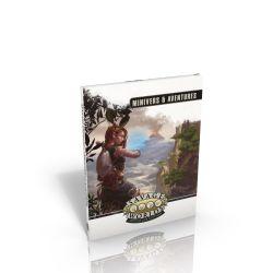 SAVAGE WORLDS -  MINIVERS & AVENTURES SC -  ADVENTURE EDITION