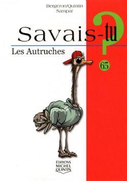 SAVAIS-TU ? -  LES AUTRUCHES 65