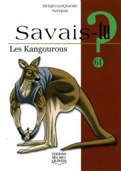 SAVAIS-TU ? -  LES KANGOUROUS 61
