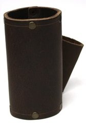 SCABBARDS -  LEATHER SCABBARDS - LEFT HANDED - BROWN
