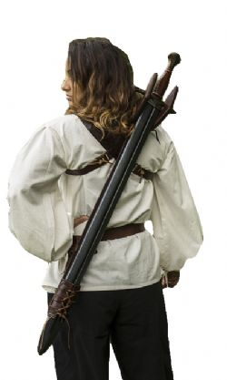 SCABBARDS -  SKYHOOK - BLACK