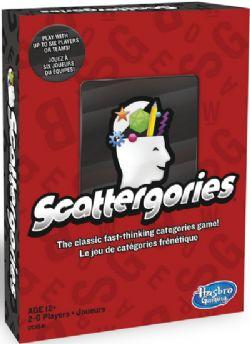 SCATTERGORIES -  SCATTERGORIES (BILINGUAL)