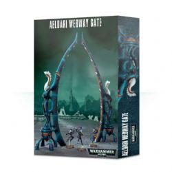 SCENERY -  AELDARI WEBWAY GATE