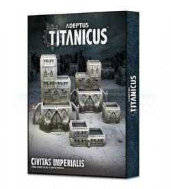 SCENERY -  CIVITAS IMPERIALIS INDUSTRIAL