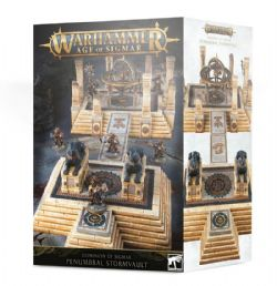 SCENERY -  PENUMBRAL STORMVAULT -  DOMINION OF SIGMAR