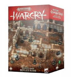 SCENERY -  RAVAGED LANDS DEFILED RUINS -  WARCRY