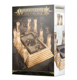 SCENERY -  SHATTERED TEMPLE -  DOMINION OF SIGMAR