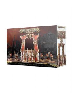 SCENERY -  SKULL ALTAR -  BLADES OF KHORNE