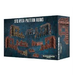SCENERY -  STC RYZA-PATTERN RUINS