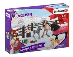 SCHLEICH FIGURE -  ADVENT CALENDAR 2019 -  HORSE CLUB 97875