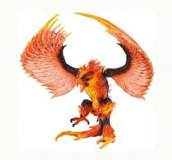 SCHLEICH FIGURE -  FIRE EAGLE (7
