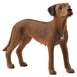 SCHLEICH FIGURE -  LABRADOR RETRIEVER, FEMALE (2.55 X 0.78 X 2 INCH) -  DOGS 13895
