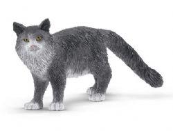 SCHLEICH FIGURE -  MAINE COON CAT (1.8