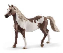 SCHLEICH FIGURE -  PAINT HORSE GELDING (6