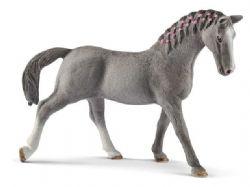 SCHLEICH FIGURE -  TRAKEHNER MARE (5.6 X 2 X 4.5 INCH) -  HORSES 13888