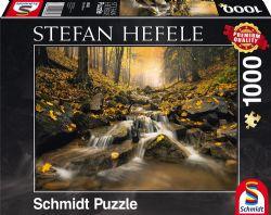SCHMIDT PUZZLE -  FABULOUS BROOK (1000 PIECES)