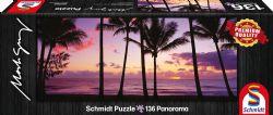 SCHMIDT PUZZLE -  PALM COVE, QUEENSLAND, AUSTRALIA (136 PIECES)