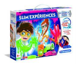 SCIENCE & JEU -  SLIM'EXPÉRIENCES (FRENCH)
