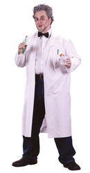 SCIENTIST -  MAD SCIENTIST COSTUME (ADULT - ONE-SIZE)
