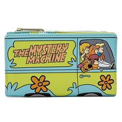SCOOBY-DOO -  MYSTERY MACHINE WALLET -  LOUNGEFLY
