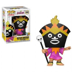 SCOOBY-DOO -  POP! VINYL FIGURE OF WITCH DOCTOR (4 INCH) 630