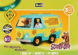 SCOOBY-DOO! -  THE MYSTERY MACHINE (6+)
