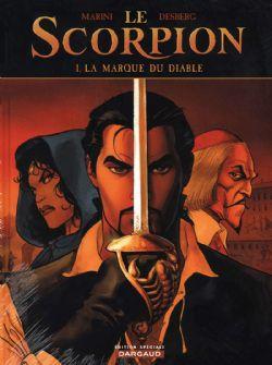 SCORPION, LE -  PACK OFFRE DÉCOUVERTE (TOMES 01 À 03) (EDITION 2020)
