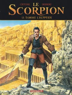 SCORPION, LE -  TAMOSE L'ÉGYPTIEN 13