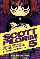 SCOTT PILGRIM -  VS THE UNIVERSE COLOR VERSION HC 05