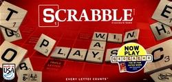 SCRABBLE -  SCRABBLE (ENGLISH)