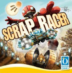 SCRAP RACER -  BASE GAME (ENGLISH)