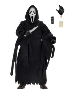 SCREAM -  GHOST FACE CLOTHED FIGURE (7