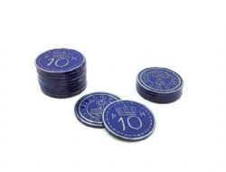 SCYTHE -  10$ METAL COINS