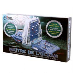 SEA MASTER -  ELECTRONIC TALKING SEA BATTLE GAME