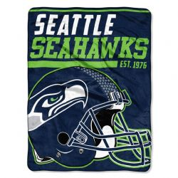 SEATTLE SEAHAWKS -  SUPER SOFT THROW (46
