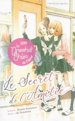 SECRET DE L'AMITIÉ, LE -  (FRENCH V.)