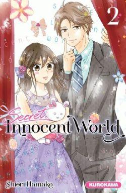 SECRET INNOCENT WORLD -  (FRENCH V.) 02