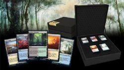 SECRET LAIR -  SECRET LAIR: ULTIMATE EDITION - THE ENEMY FETCH LANDS (ENGLISH) (5 CARDS)